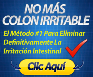 Tratamiento Natural Para El Colon Irritable